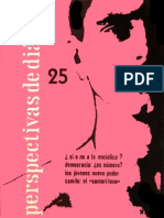 Perspectivas de Dialogo 25 1968