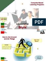 Leadership Style CBT