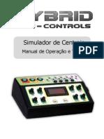 Simulador de Centrais Manual de Operacoes