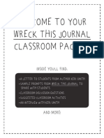 Keri Smith Teaching Pack