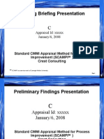 Appraisal Presentation - Template v8 ML2