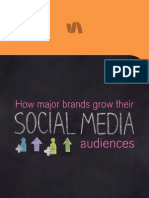 How to Grow Your Social Audience Simply Measured