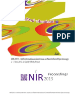 Nir 2013 Review