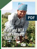 WWF/IKEA Sustainable Cotton Initiative 2014