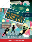 Escape from Mr. Lemoncello's Library by Chris Grabenstein | Chapter Sampler