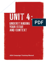 ADA Training Manual Unit 4
