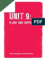 ADA Training Manual Unit 9