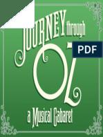 Coronado Playhouse flies over the rainbow with Journey through Oz-a Musical Cabaret!