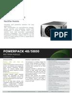 Datasheet Powerpack 5,8kW 48V 208_400_480VAC