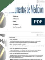 Clase Practica 01 - Instrumentos de Medicion v13.08