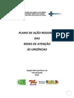 Plano Urgencia e Emergencia Reg Metropolitana Ultima Versao
