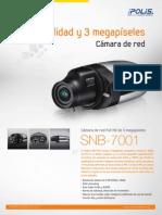SNB-7001 Datasheet SP
