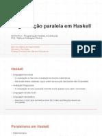 Programação paralela em Haskell