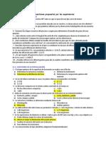 Unidad 3 - Tema 11 Cuestiones Propuestas Por Las Experiencias