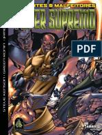 Mutantes e Malfeitores - Poder Supremo - Taverna Do Elfo e Do Arcanios