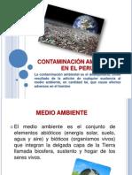 Contaminación Ambiental en El Perú