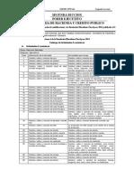Anexo 6 Segunda  Resolución de Modificaciones a la Resolución Miscelánea Fiscal para 2014