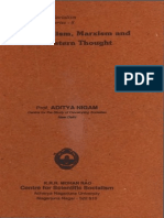 Aditya Nigam, Postcolonialism Marxism & Non Western Thought