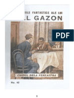 BILL GAZON - Chipul de La Fereastra