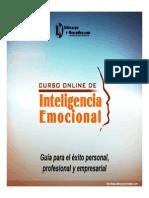 Curso-Taller de Inteligencia Emocional