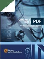 Libro ISO Coll Rebassa