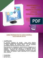 Curso Propedeutico 2014 A