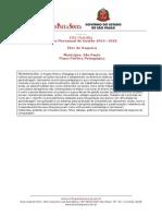 Projeto Politico Pedagogico Etec Itaquera 2014-2018