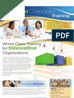 GTSCL-Custom Programs Brochure