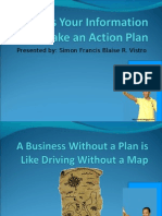 Assess Your Information and Make an Action Plan