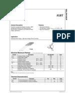 IGBT Datasheet