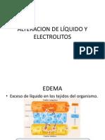 Alteracion de Líquido y Electrolitos Final