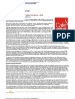 Brewing Success Cafe Coffee Day is on a Roll_India Knowledge@Wharton Case Study_Jun 2008