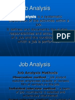 Job Analysis 1