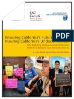 Why Excluding Undocumented Californians from the Affordable Care Act Hurts All of Us