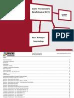 Direito Previdenciário - Benefícios - Lei 8213-91-35 Mapas