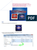 Tuto - Gateway 3DS v1.0