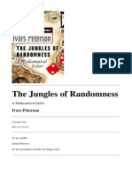 Ivan Peterson - The Jungles of Randomness- A Mathematical Safari