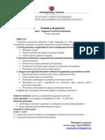 Tematica Practica I IEI SM