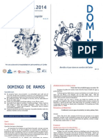1 Ss2014 Domingo de Ramos