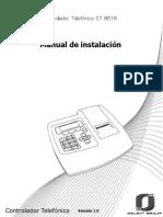 CT8016 - Manual Instalacion