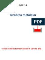 Turnarea metalelor (1)