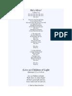 Children Song