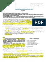 Patología de Las Glándulas Salivales 2013