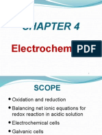 Chapter 4 - Electrochemistry