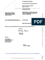 Javier Harnandez Roderiguez, A037 518 812 (BIA June 4, 2014)