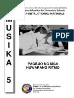 04_pagbuo Ng Mga Huwarang Ritmo