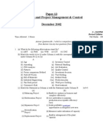 OPM (old syllabus) papers