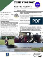 Encampment Newsletter Issue 5