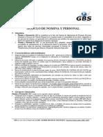 Software Contable Gbs 11 Ficha Tecnica Nomina