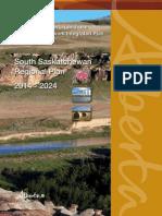 South Saskatchewan Regional Plan